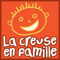 logo creuse en famille - le chalet des pierres jaumâtres - restaurant creuse enfants parents
